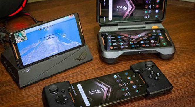 ASUS ROG Phone ล้ำสมัยราคาโดนใจ